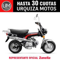 Moto Zanella Hot 90 G2 Tipo Dax Max Dx 0km Urquiza Motos