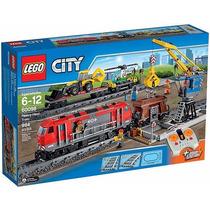 Lego City Trem. 60098 Original Barato