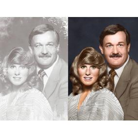 Restauração De Fotografias