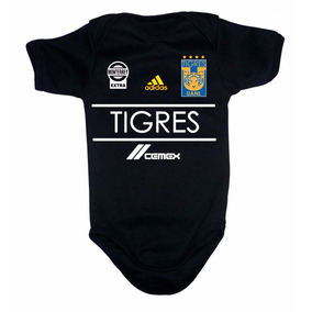 Disfraces Para Bebes - Pañaleros De Futbol - Tigres Negro