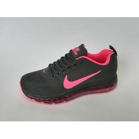 11443c42940 Tenis Zapatillas Nike Air Max 180 Mujer - Tenis Gris oscuro en ...