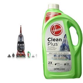 Hoover Poder Scrub Alfombra Lavadora Deluxe Con Cleanplus 2