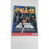 Revista Pelo 495 Impecable Kiss Korn Marilyn Manson Metallic