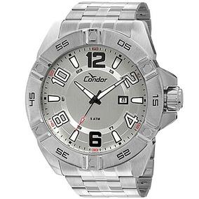 4f4b658799160 Relogio Condor Civic All Steel - Relógios De Pulso con Mercado ...