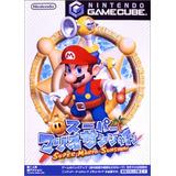 Super Mario Sunshine Importación Japonesa