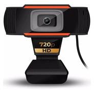 Camara Webcam Hd72p Con Microfono Pc Usb Streaming Zoom