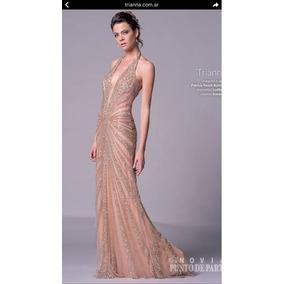 Largos Vestidos Vestido Alta De Trianna En Mujer Costura HXPP1wq
