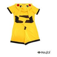 Kigurumi Pijama Short Pikachu - Envío Incluido