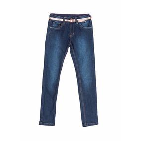Pantalon Para Niña Jean People Talla 4