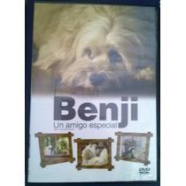 Pelicula Dvd Benji Un Amigo Especial