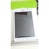 Smartphone Celular Lg Optimus L4 Li E467f Dual Tv De Vitrine