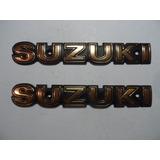 Emblemas Suzuki Gn 125