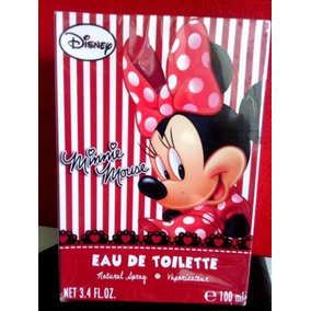 Colonia Infantil Minnie Mouse Disney 100ml Diosbendice G