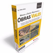 Manual De Costos Y Presupuestos De Obras Viales - Tomo 2