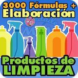 Fórmulas Químicas Elaboración Productos De Limpieza Comida +