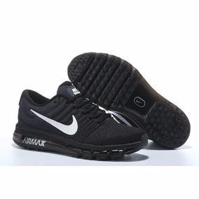 Zapatillas Nike Air Max 2017 Modelo Hombre!! Ultimos Talles