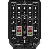 Mixer Behringer Vmx200 Para Dj Com 2 Canais 110v