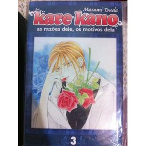 Mangá: Kare Kano - Masami Tsuda Volume 3