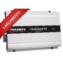 Módulo Amplificador Taramps Ts 2000x4 - 4 Canais 2000w Rms