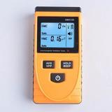 Gm3120 Eletromagnética Medidor Detector Radiação Digital Pef