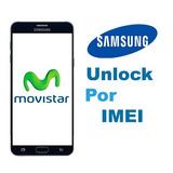 Movistar Samsung Liberacion Todos Los Modelos Solo Nck