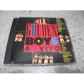 Cd - Golden Boys Ao Vivo Som Livre 1995