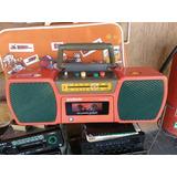Rádio Gravador Meu Primeiro Gradiente Funciona Leia