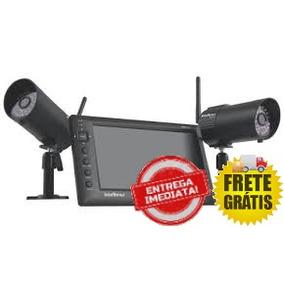 Kit Câmera De Monitoramento S/fio Intelbras Ehm606 P/entrega
