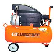 Compresor De Aire Lusqtoff 24 L 2 Hp