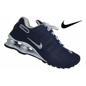 Nike Shox Nz Masculino Original Na Caixa Frete Gratis