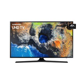 Smart Tv Led 4k 55 Polegadas Samsung Un55mu6100gxzd