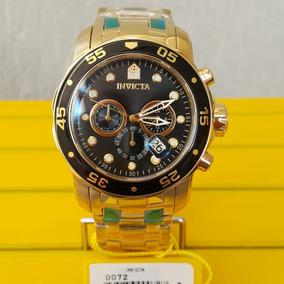 de6aac8b025 Relogio Invicta 0072 Inox - Relógios no Mercado Livre Brasil