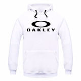 Moletom Oakley - Blusa Canguru - Promoção Aproveite