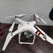 Drone Phantom 3 Standard Dji Ótimo Estado Semi Novo