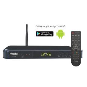 Conversor Digital Hd Smart Web Vt7700 Android Via Internet