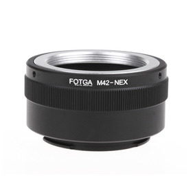 Anel Adaptador De Lente M42 Para Camera Sony Nex E-mount