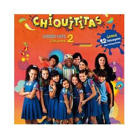Dvd Chiquititas Video Hits Volume 2 (c0m Tatuagens)