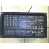 Amplificador Consola Xr Yamaha Emx 640