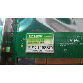 Tarjeta De Red Pci Inalambrica Tp-link 54 Mbps
