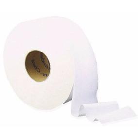 6 Bobina Rollo Papel Higienico Kimberly Clark 9.5cm X 250mts