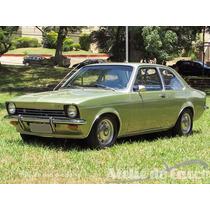 Chevette 1976 Com Ar Condicionado - Belo Carro! Leia!