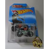 Honda Monkey Z50 Moto Hot Wheels 5cm Escala 1/64 T7