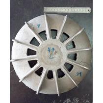 Abanico Mediano De Aluminio Para Motor Eléctrico Alto Hp