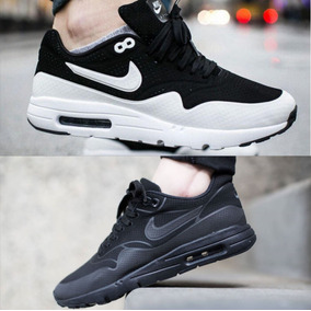 Nike Air Max Ultra Moire - Black/white - Exclusivas