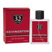 Perfume Colonia Kevingston Rojo 32 Hombre X100ml