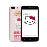 T Promoción Kit Smartphone Stf Hello Kitty Y Envío Gratis