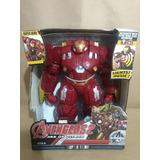 Avenger/ Vengadores. Iron Man Hulkbuster 33 Cm Aprox