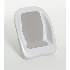 Redutor Banheira Bebe Plastica Branco