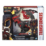 Transformers The Last Knight Mega Turbo Changer Dragonstorm