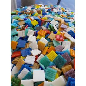 Mix De Pastilhas Para Mosaico-600 Pastilhas